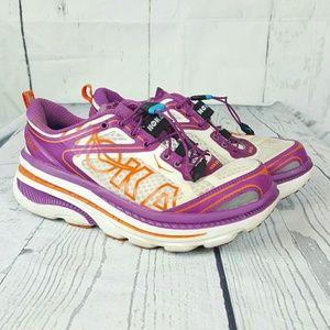 Hoka One One Bondi 3 Running Shoes size 7